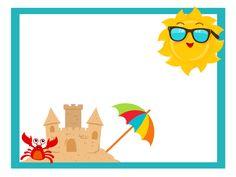 School's Out Party-Summer Celebration for Kids – Fun-Squared School Parties, Summer Parties, Summer Fun, Birthday Party Checklist, Summer Birthday, 5th Birthday, Birthday Ideas, Summer Party Decorations, Little Monkeys