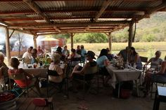 Looking for a party venue? Ron's Rest is available for only R1000 venue hire. Only 20 minutes outside Lydenburg. Situated in the beautiful Steenkampsberge, guests can enjoy watching the game & birds that frequent the dam. info@blackleopardcamp.com Game Birds, Party Venues, The Outsiders, Rest, Camping, Buffalo, February, Black, Awesome