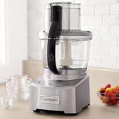 Cuisinart® Elite Die-Cast 12-Cup Food Processor   Sur La Table