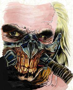 Immortan Joe - Mad Max: Fury Road - Anthony Petrie