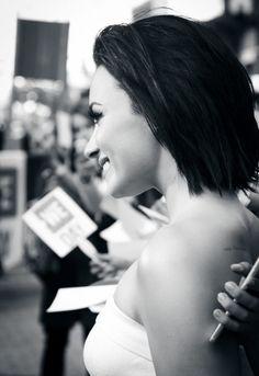 — ddlovatostyle: Demi Lovato attends We Day...