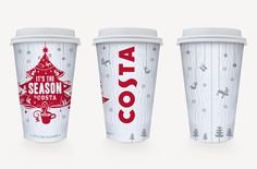 Costa Coffee – Festive - Jamie Gandee's Portfolio