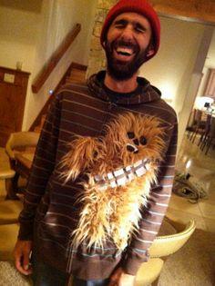 star wars wookie hoodie