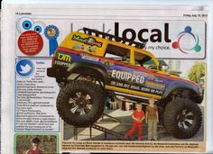 Nelspruit Motor Show 2013 in the Lowvelder Look Local 19th July