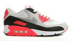 Infrared Air Max 90's