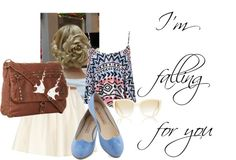 """""""I'm Falling For You"""" by lumpyspacejelly on Polyvore"""