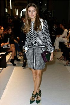 olivia palermo andrew gn - Google Search