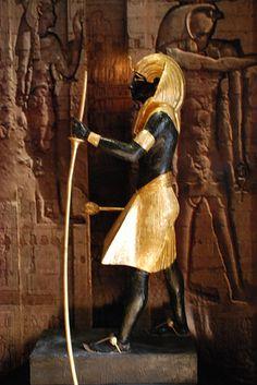 Tutankamon en Mexico