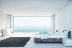 Sea View Properties in Marbella #bedroom #sea #coastal #property #luxury #sales #dream #homes