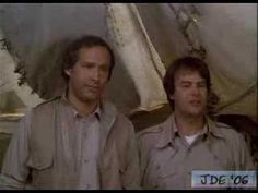 "spies like us - ""doctor"" scene. Only Chevy can make saying the word doctor 25 times hilarious."