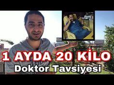 1 AYDA 20 KİLO VERDİM! (Doktor Kimliğimle Anlatıyorum) - YouTube