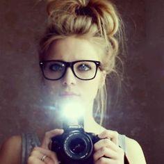 "celebrity glasses for women | Womens Celebrity ""Wayfarer Eyeglasses"" Clear Lens Fashion BLOGGER Blog ..."