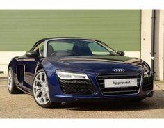 2013 Audi R8 R8 5.2 FSI quattro S Tronic (525PS)   £99,879