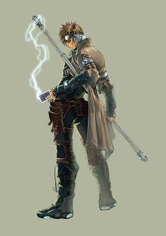 Steampunk Gambit