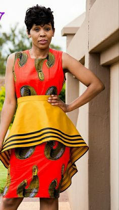 Xhosa, Diversity, Ankara, Sari, Traditional, Sewing, How To Wear, Outfits, Dresses