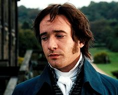 Mr. Darcy can look at you in many different ways.