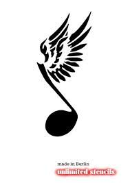 Resultado de imagen para tatuajes de notas musicales