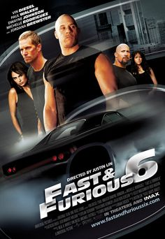 If you missed it, here's the first trailer for Fast & Furious 6, which aired during the ongoing Super Bowl.Vin Diesel, Paul Walker and Dwayne Johnson lead the returning cast of all-stars as the global blockbuster franchise returns, reuniting the team for another high-stakes adventure. Rounding out the cast, Jordana …