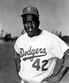 Jackie Robinson retired in 1956 after a 10-year career in the majors — all with the Brooklyn Dodgers. Robinson continued to work for the Civil Rights movement. In 1963, Robinson worked with heavyweight champion Floyd Patterson to support the integration movement.