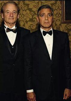 bill & george