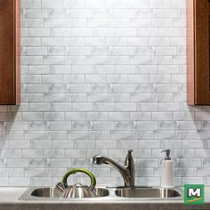Add timeless appeal to a traditional kitchen with Vinyl Backsplash Peel & Stick Tile. Beneath its glossy façade, these vinyl tiles easily install thanks to their impressive peel and stick backing.