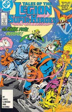 Legion of Super-Heroes #350 (1987)