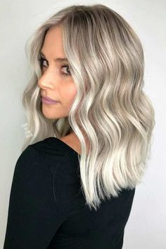 Sexy Looks for Bleached Hair to Spice Up Your Locks ★ See more: http://lovehairstyles.com/bleached-hair-looks/