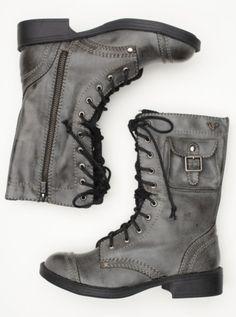 leather combat