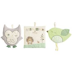 Olive & Henri Wall Hangings