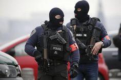 Fuerzas Especiales Policiacas Bruselas, Bélgica