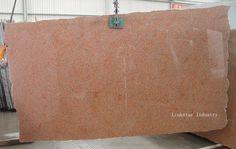 Tianshan Red Stone Slab Tile