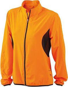 James & Nicholson Ladies' Running Jacket