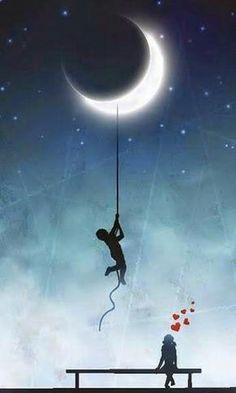 """""""Nella notte passiamo metà della vita, ed è la metà più bella davvero"""" (Goethe) #VentagliDiParole #DonneDiNotte"""