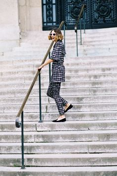 Vanessa Jackman: Paris Fashion Week AW 2015....Candela