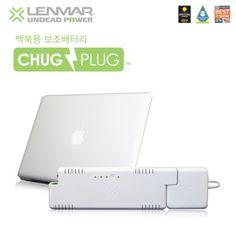 [SSG.COM] 랜마 맥북 전용 보조배터리 ChugPlug 척플러그
