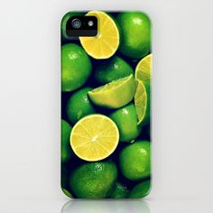 LIME - FOR IPHONE iPhone & iPod Case by Simone Morana Cyla - $35.00
