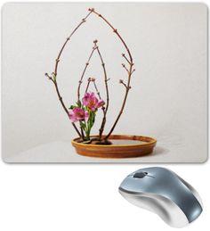 Коврик для мыши Ikebana, Flower Arrangements
