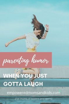 Parenting humor and stories you'll love. Parenting is hard and amazing and crazy and funny. Sometimes, you gotta love laugh. Repin and read on... #momlife #raisingtweens #raisingteens #momlife #parentinghumor #laugh Gentle Parenting, Parenting Teens, Parenting Humor, Parenting Advice, Inspirational Quotes For Moms, Motherhood Funny, Funny Messages, Text Messages, Mom Humor