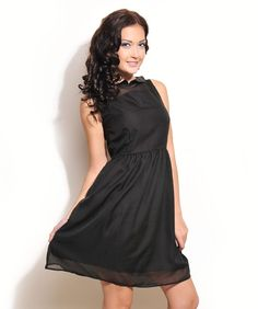Black Dress by Corsage http://www.mydesignersales.com/designers-2/corsage/black-dress-by-corsage.html