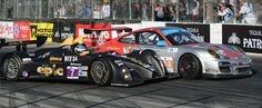 Patron American Le Mans Series  Saturday at the 39 Annual Toyota Grand Prix of Long Beach.     Stephen Carr/  Los Angeles