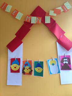 Ik en mijn familie - huis familie puk Pre School, Preschool Activities, Family Theme, Corning Glass