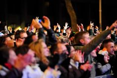 NYE Dublin Countdown Concert at College Green