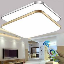 In Dimmer Led Light Ceiling For Dining Room Or Switch Controller Dome Indoor Lighting Led Luminaria Abajur Modern With Silver Boby Superior Quality