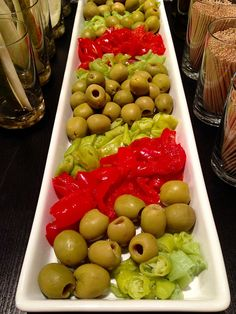 Olives and co / CORRIDA