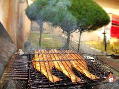 Dobbys Signature: Nigerian food blog | Nigerian food recipes | African food blog: Barbecued Marinated Croaker fish Recipe On Street Foodie Waka