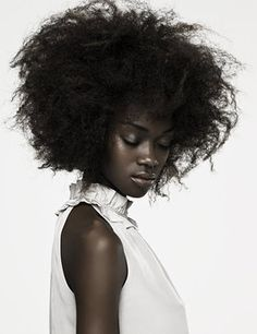 (afro hair, model) Hair design (ideas and inspiration) for artistical perspectives...