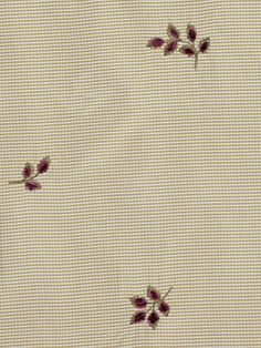 138981 Gingham Leaf Plum Coin by Beacon Hill Beacon Hill, Gingham Fabric, Fabric Decor, Fabric Patterns, Pattern Design, Coins, Leaves, Free Shipping, Rooms