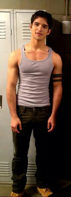 Tyler Posey - Awesome arm tattoo