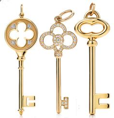 Tiffany Co Makes Diamonds Keys - StyleFrizz