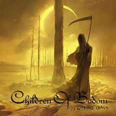 "L'album dei #ChildrenOfBodom intitolato ""I Worship Chaos""."